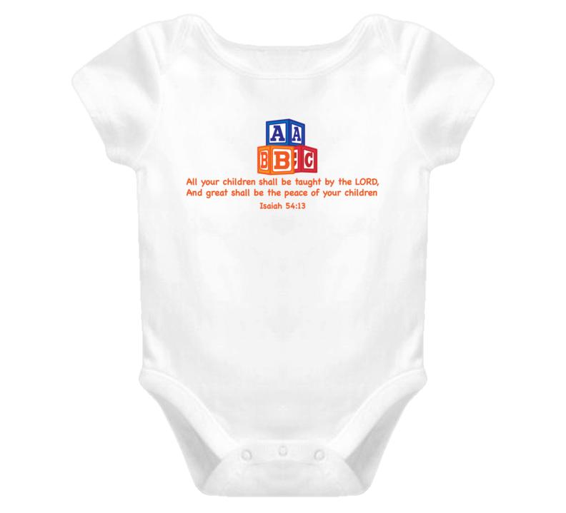 Baby - Isa. 54:13