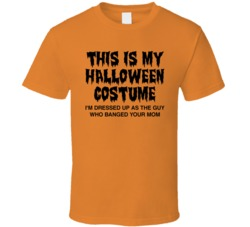Halloween Costume Funny T Shirt