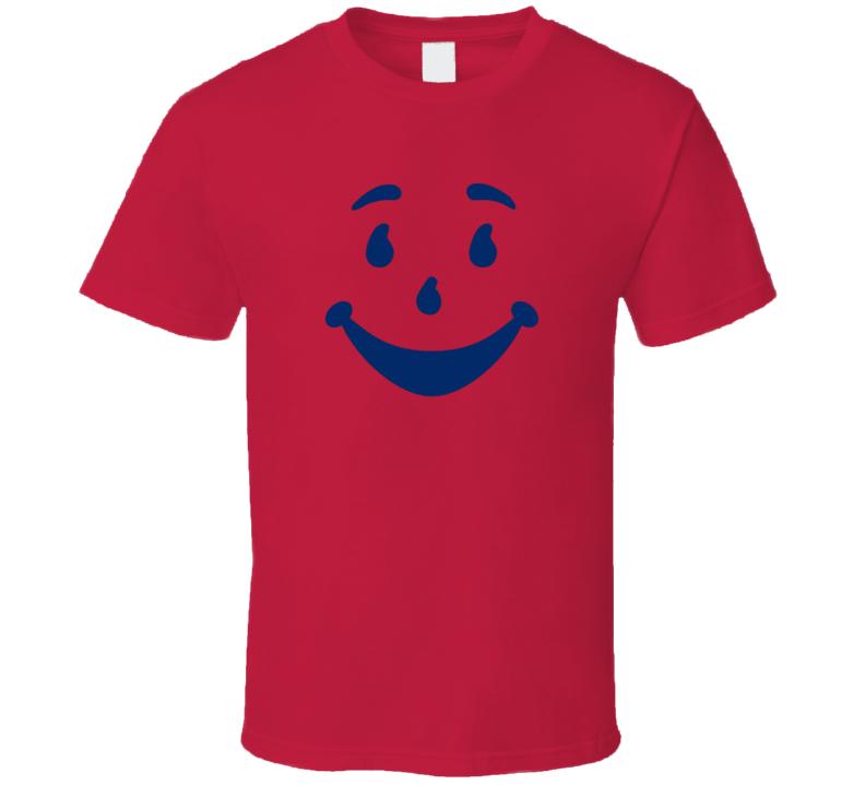 Kool-Aid Man Juice Character Retro T Shirt