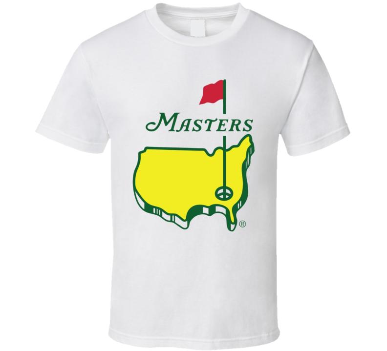 Masters Tournamnet Augusta National Golf TournMent T Shirt