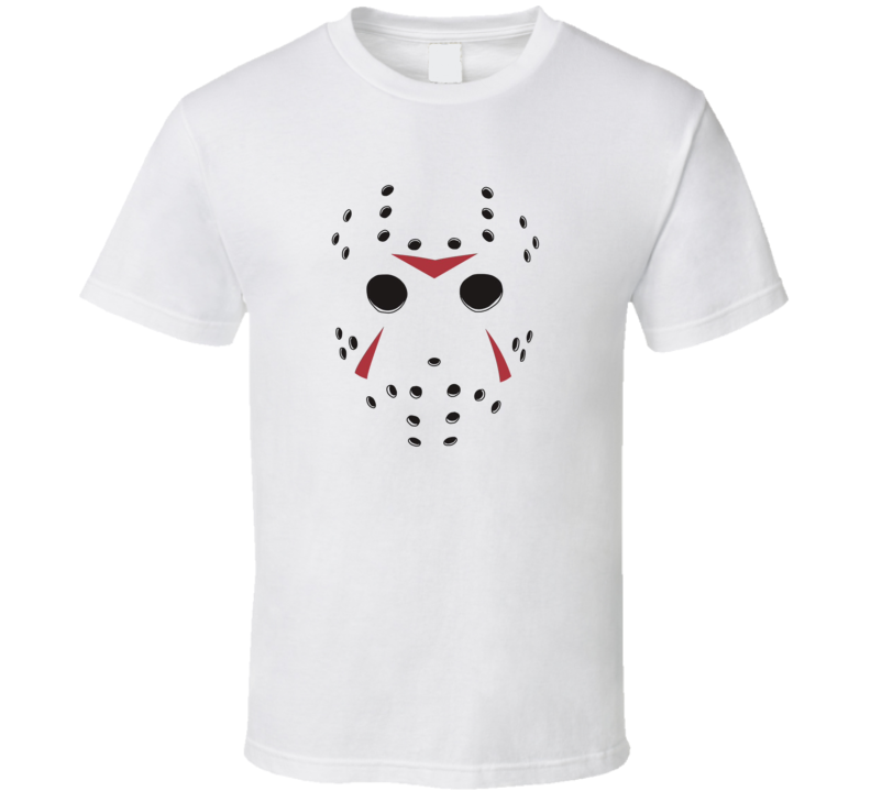 Jason Voorhies Scary Movie Halloween Mask Classic T Shirt