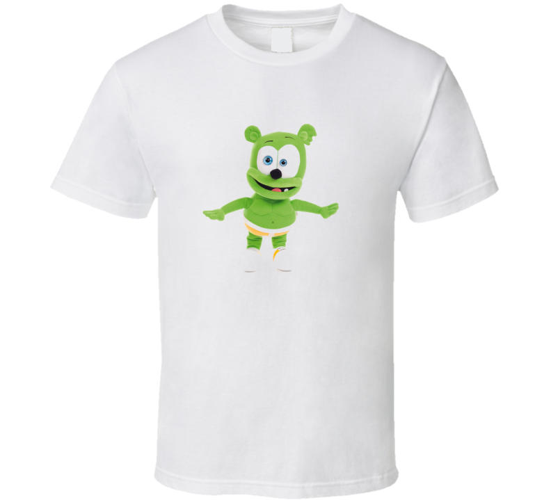 Gummy Bear Childrends Kids Cartoon Show T Shirt