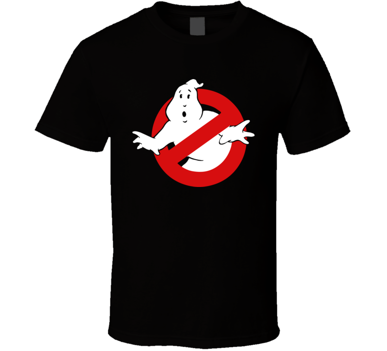 Ghostbusters Movie Logo T Shirt
