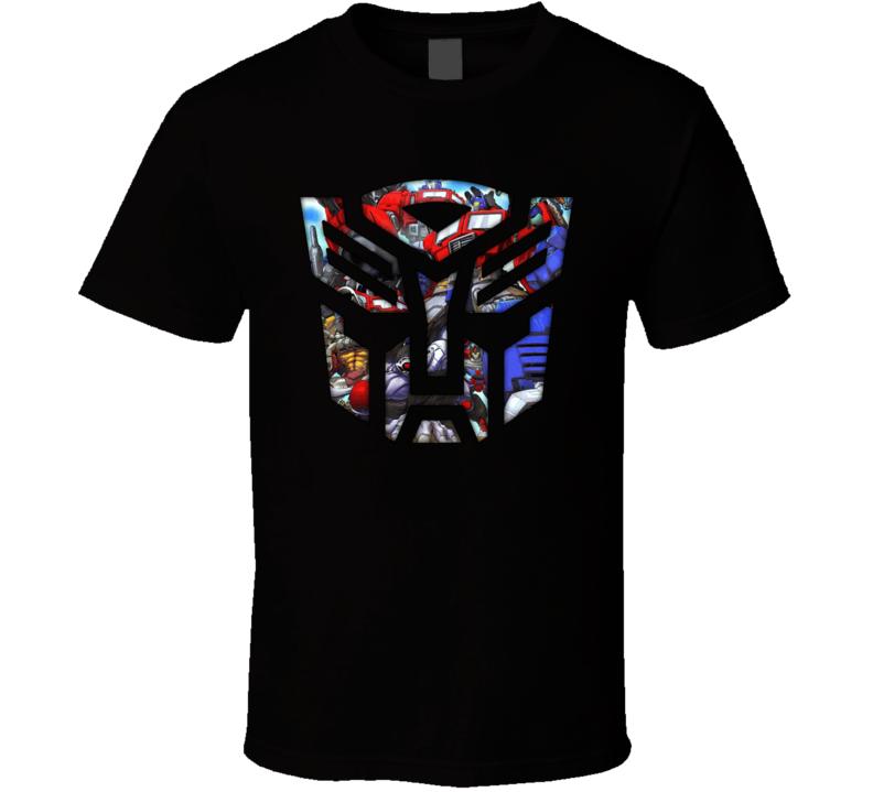 Transformers Cool Logo T Shirt