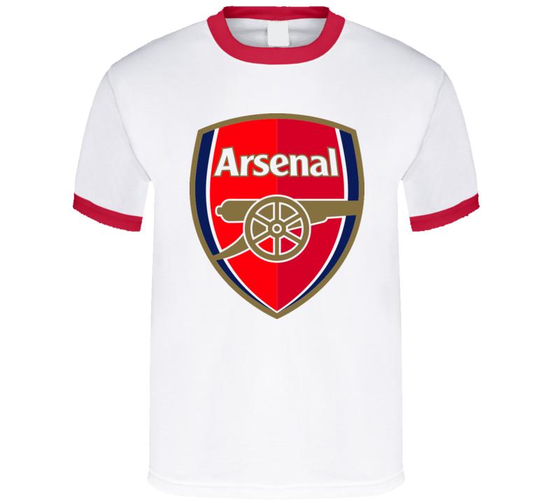 Arsenal Logo T Shirt