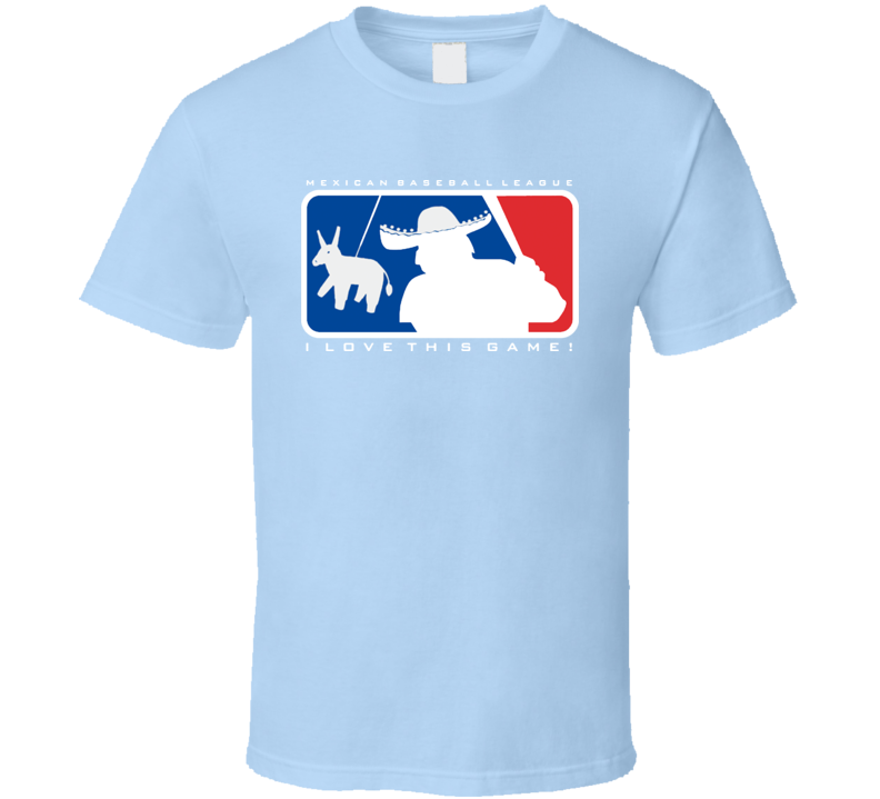 Mexican Baseball League T Shirt