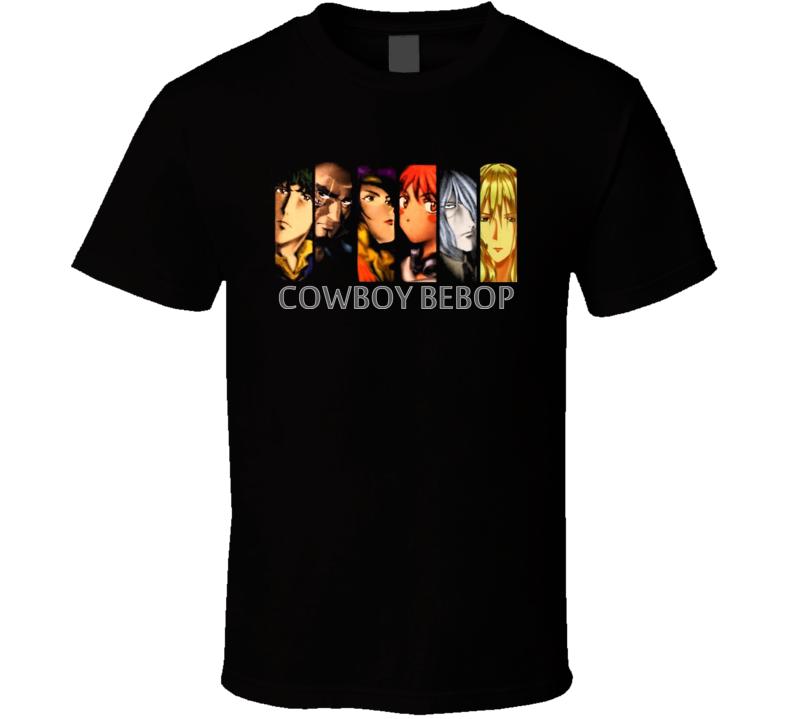 Cowboy Bebop Anime T Shirt