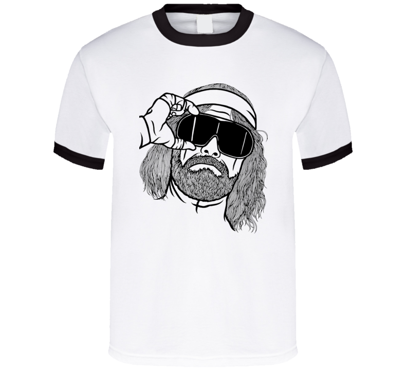 Macho Man Wrestling T Shirt