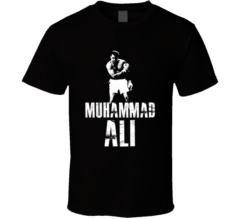 Muhammad Ali Legend Boxing Tribure RIP Champ Casius Clay T Shirt