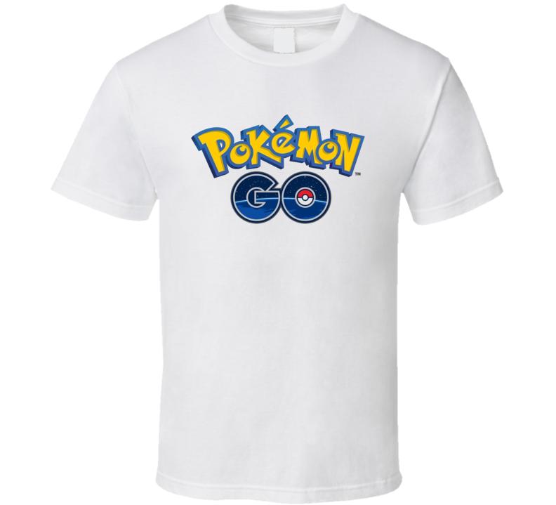 Pokemon GO Classic New Video Game Vector T Shirt