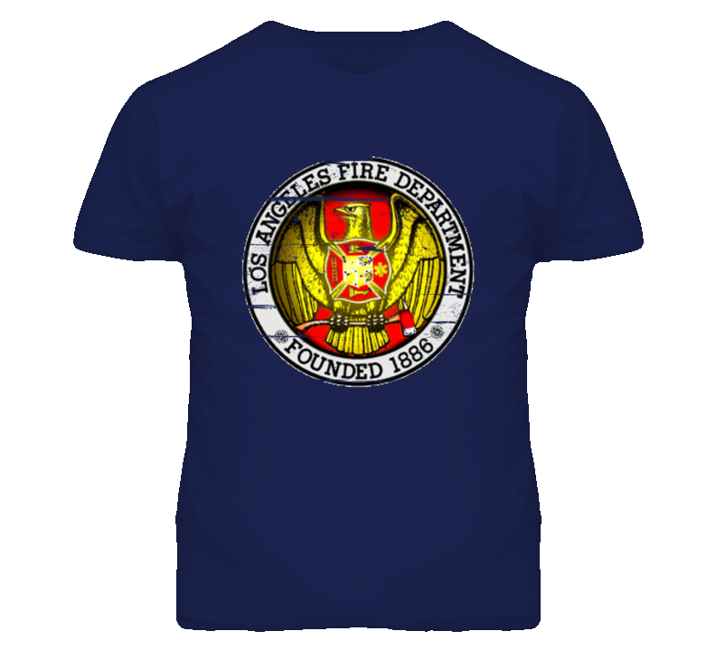 Los Angeles City Fire Department T Shirt