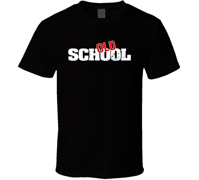 Old School Logo T Shirt