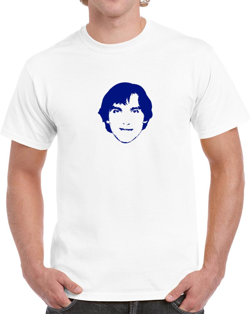 Alexander Ovechkin Big Head Silhouette Washington Hockey T Shirt