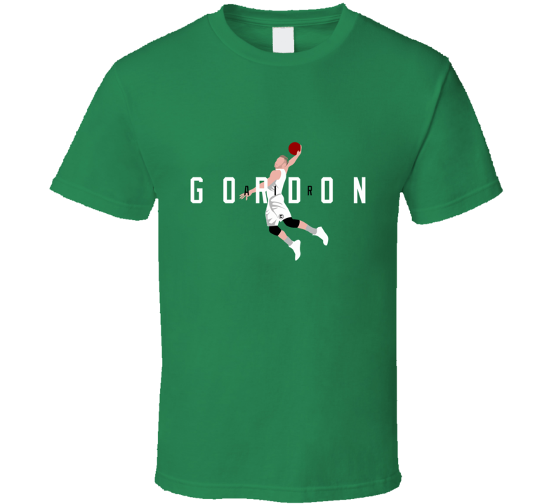 Air Gordon Hayward Bostob Basketball Player T Shirt