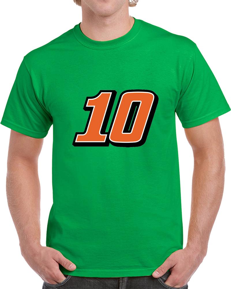Danica Patrick Race Car Driver Women Unisex Nascar T Shirt
