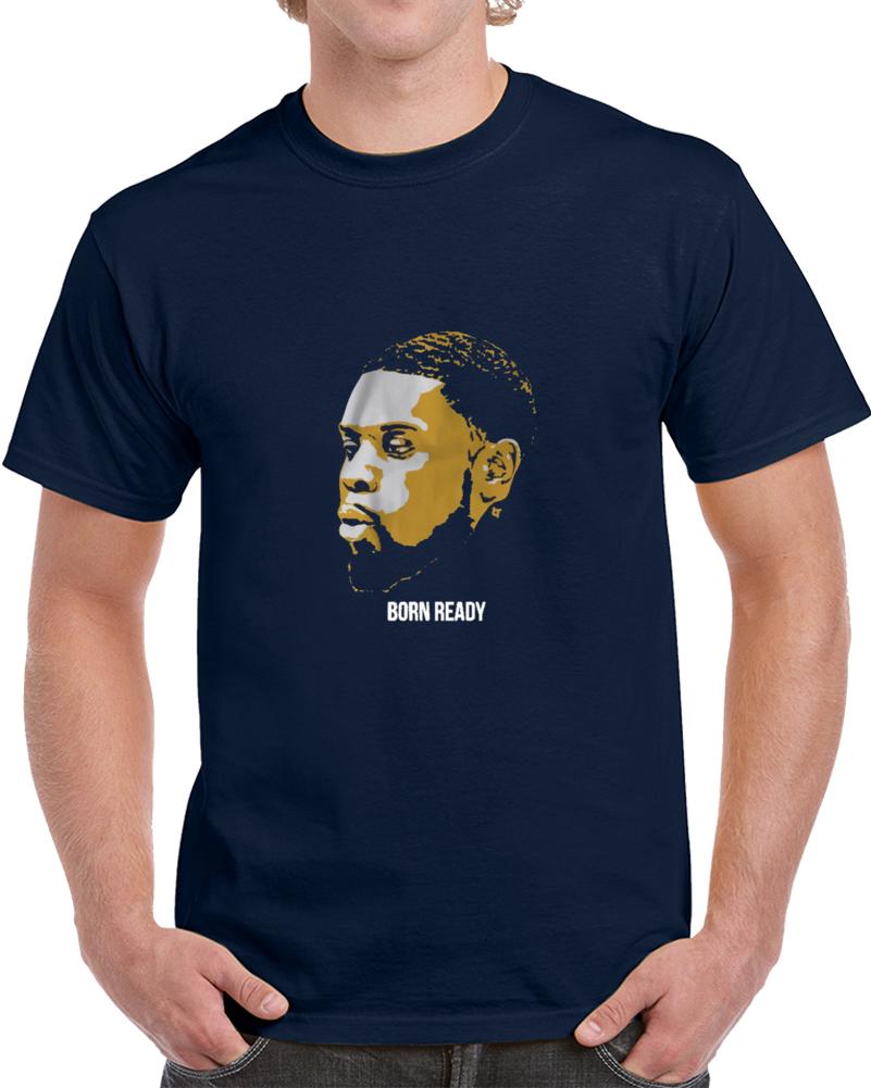Lance Stephensons Magic Moment Born Ready Indiana Basketball T Shirt