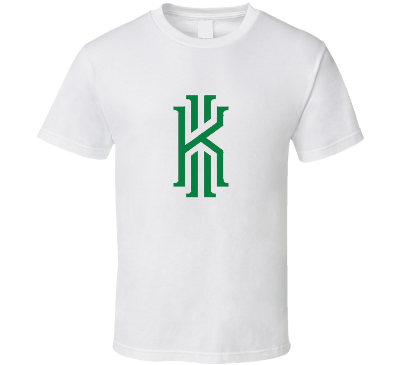 Kyrie Irving Logo Boston Basketball T Shirt