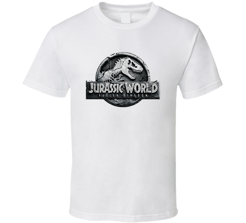 Jurassic World Fallen Kingdom New Movie T Shirt