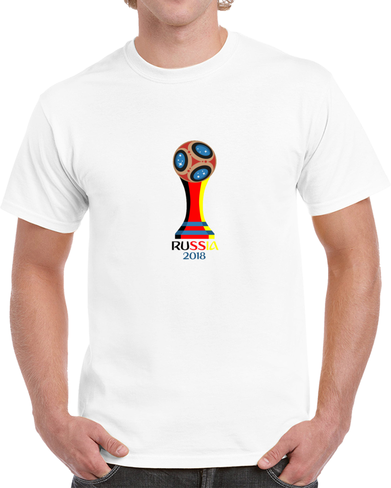 German Soccer Team 2018 World Cup Football Tournament Fan Supporter T Shirt