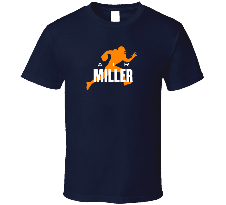 Anthony Miller Jordan Style Chicago Wide Receiver T Shirt