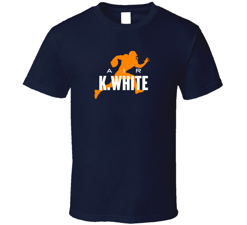 Air Kevin White Chicago Wide Receiver Football T Shirt