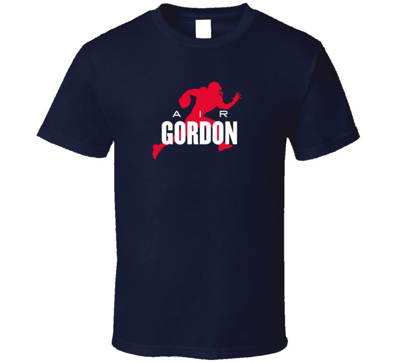Air Josh Gordon New England Wide Receiver Football T Shirt