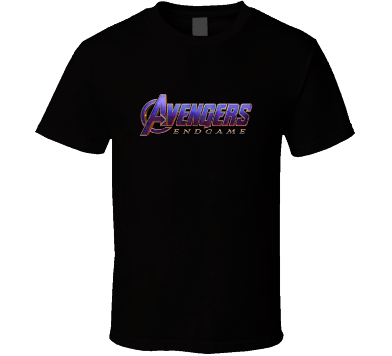 Avengers Endgame New Movie T Shirt