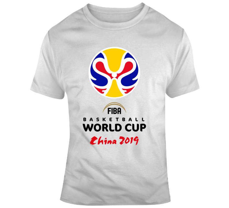 Fiba World Cup Basketball Tournament T Shirt