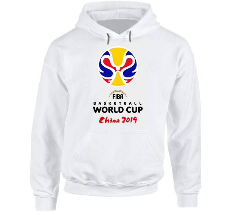 Fiba World Cup Basketball Tournament Hoodie