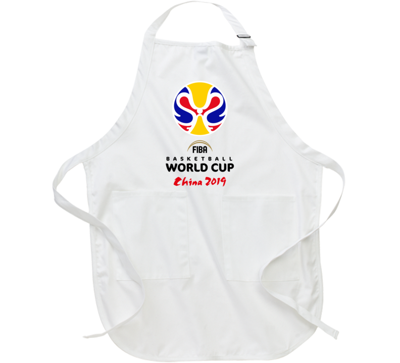 Fiba World Cup Basketball Tournament Apron