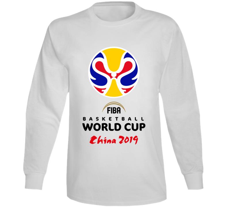 Fiba World Cup Basketball Tournament Long Sleeve