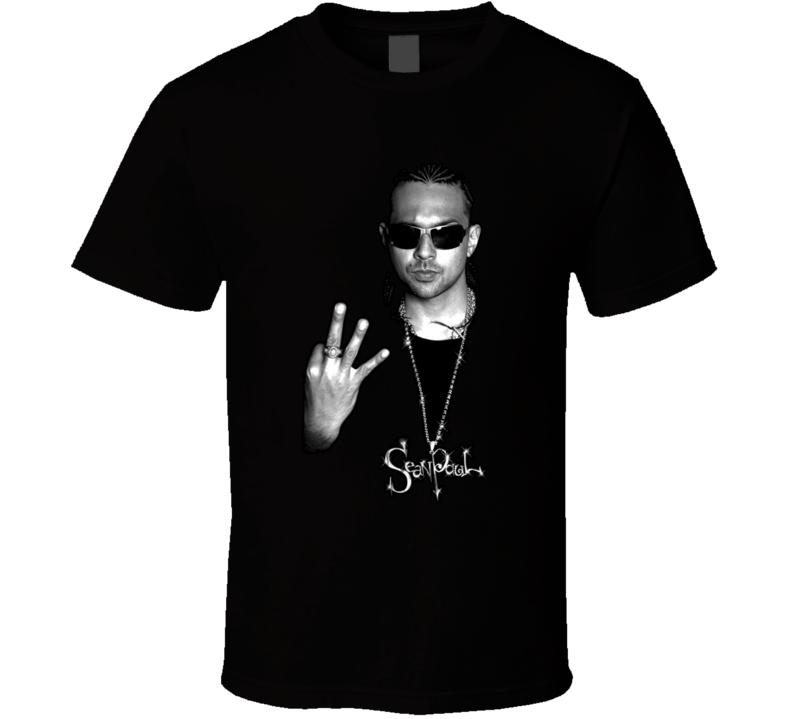 Sean Paul Reggae Hip Hop T Shirt