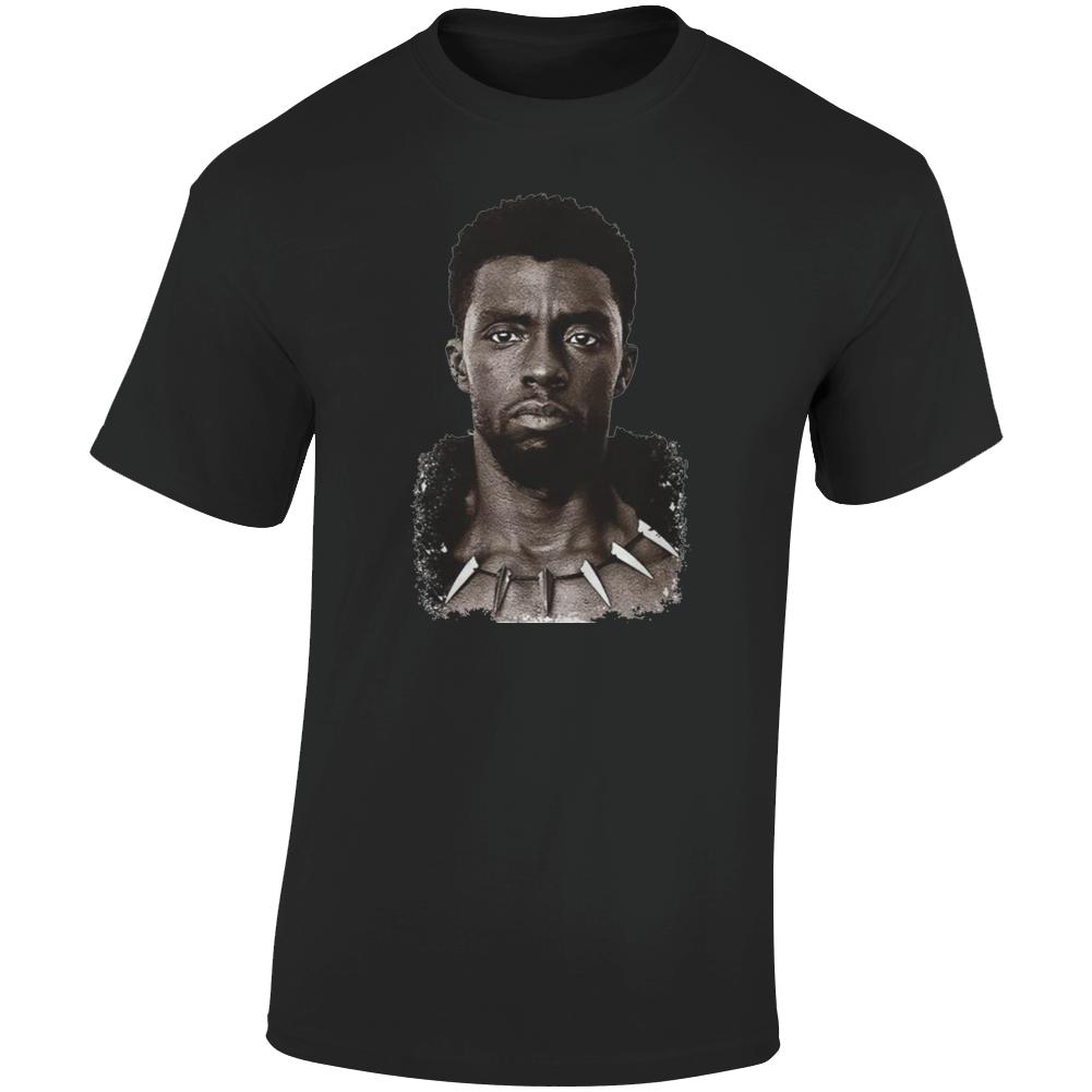 Chadwick Boseman Tribute T Shirt