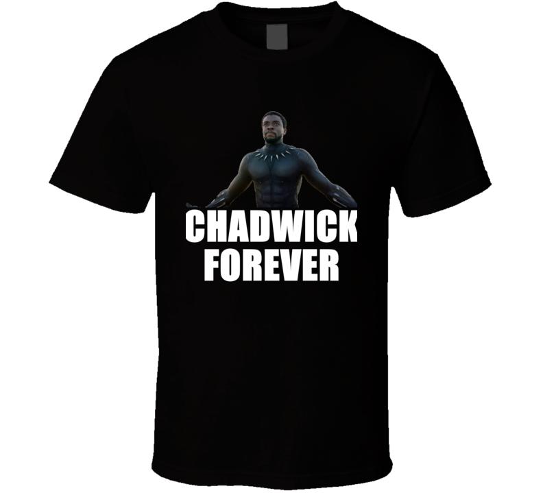 Chadwick Boseman Forever Tribute V2 T Shirt