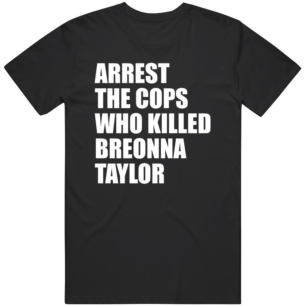 Lewis Hamilton Support Breona Taylor Black Lives Matter T Shirt