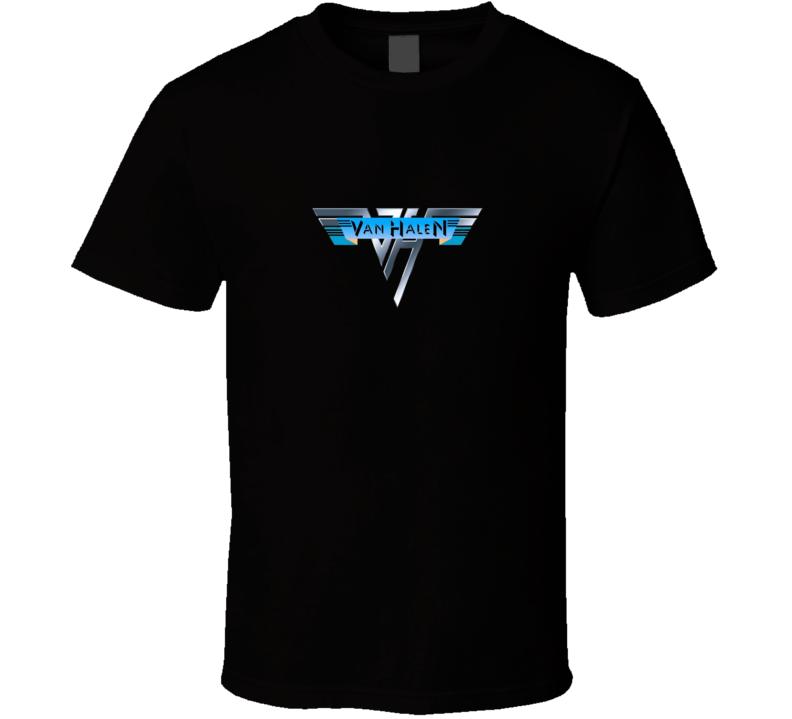 Legend Rock Band Van Original Rock N Roll T Shirt