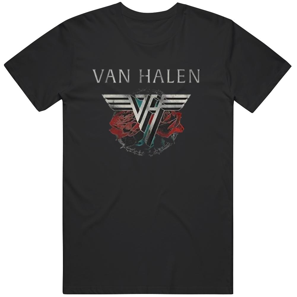Van Rock Band Hallen 1994 Tour T Shirt