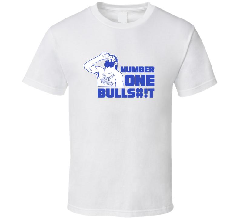 Nikita Kucherov Number 1 Bullshit Tampa Bay Hockey V1 T Shirt