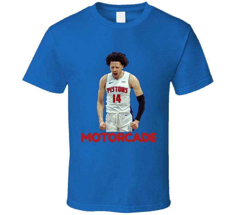 Cade Cunningham Detroit Basketball T Shirt