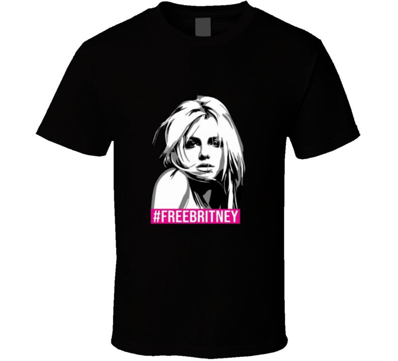Free Britney Music Fan V2 T Shirt