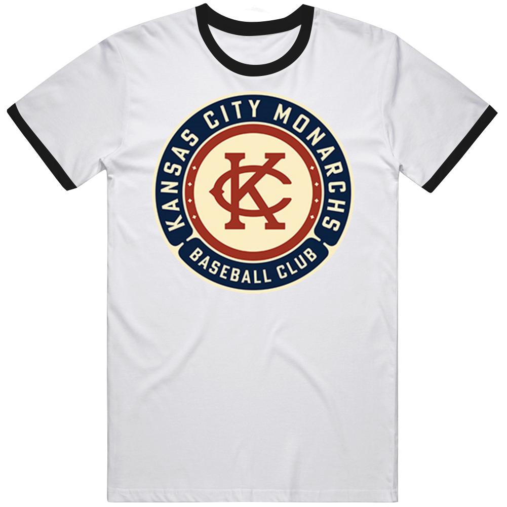 Kansas City Monarchs Negro Baseball League T Shirt
