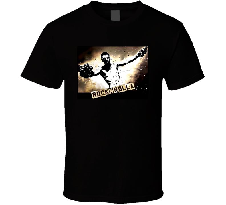 Rocknrolla Johnny Quid Cool Movie T Shirt