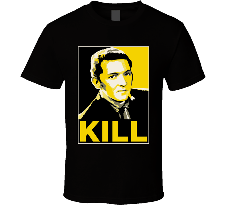 Jerry Lee Lewis Kill Hope Style Rock N Roll Pianist T Shirt