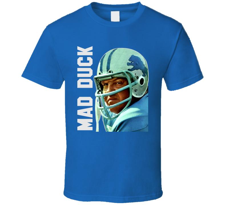 Alex Karras Detroit Football Legend T Shirt