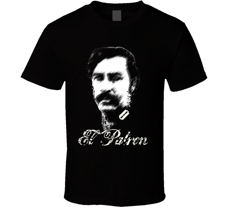 Pablo Escobar Drug Lord T Shirt