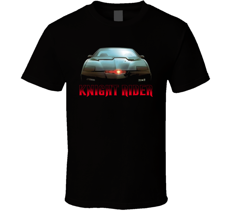 Knight Rider Action Classic T Shirt