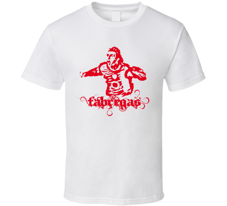 Fabregas Soccer Classic T Shirt