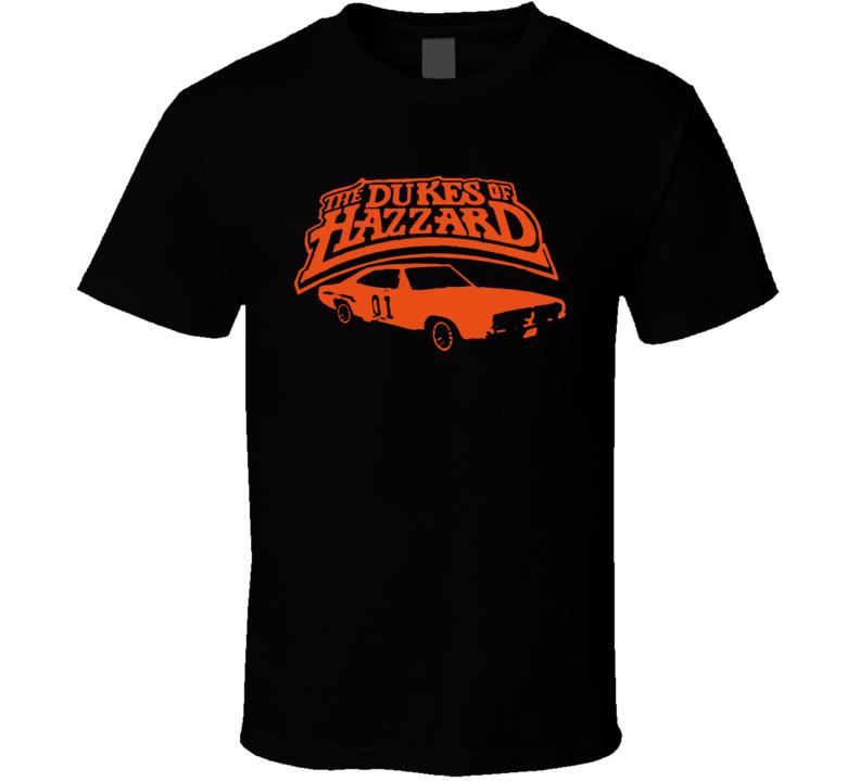 Dukes Of Hazzard Classic T Shirt