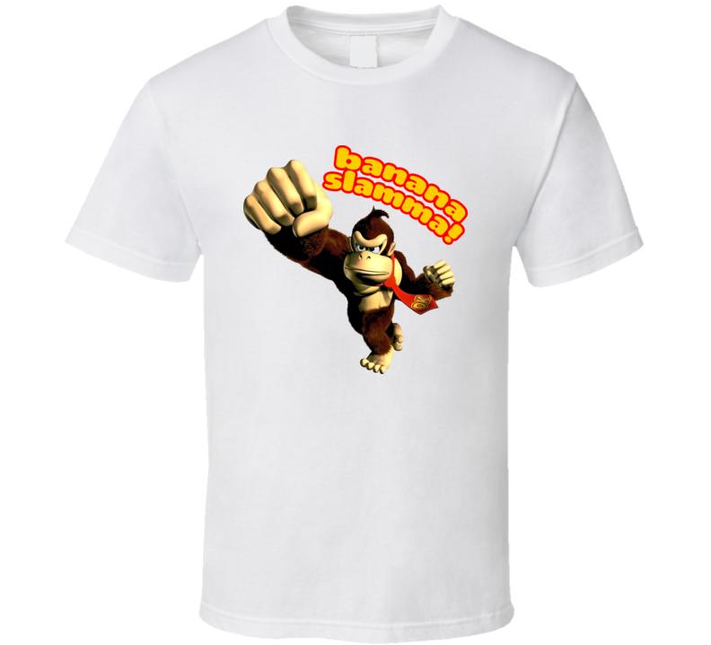 Donkey Kong Video Game Classic T Shirt