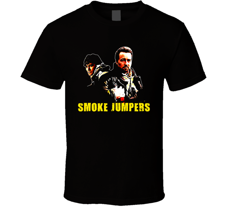 Entourage Smoke Jumpers Action T Shirt